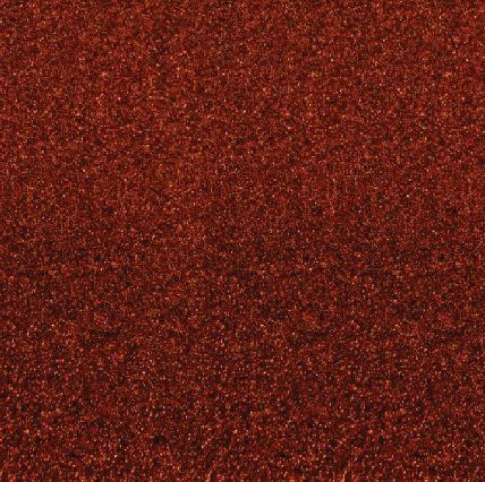 6 PAILLETTES OEKO TEX C1  MARRON